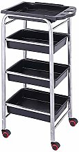 Trolley Work home Cart Tool Hairdresser Cart with