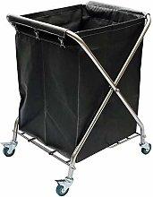 Trolleys,Folding Laundry Sorter Cart, Room Service