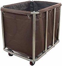 Trolleys,Laundry Basket, Foldable Sorter