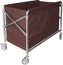 Trolleys,Laundry Basket, Laundry Cart, Foldable,