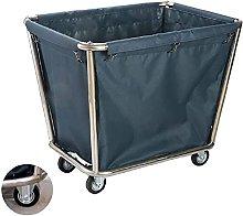 Trolleys,Laundry Basket, Laundry Cart, On Wheels,
