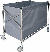 Trolleys,Laundry Basket, Mobile Storage Trolley