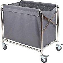 Trolleys,Laundry Sorter, Universal Brake Wheel,
