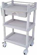Trolleys,Medical Equipment Rolling Trollety, With