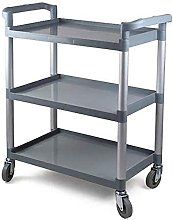 Trolleys,Tableware Collection Rolling Trolley,