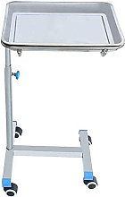 Trolleys,With Universal Wheel, Stainless Steel