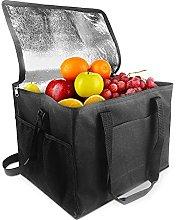 Trongle Insulated Cool Bag, 30L Cool Box Picnic