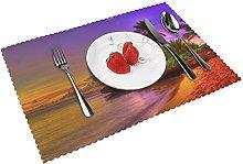 Tropical Beach Hd Tropical Beach Images Table mat