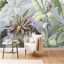 Tropical Fantasy Mural Wallpaper (SqM)