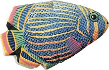 Tropical Fish Oven Mitt, Quilted Cotton, Designed