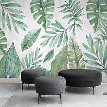 Tropical Herbarium Mural Wallpaper (SqM)