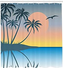 Tropical islands are exotic High-definition