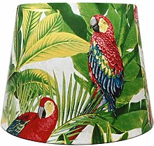Tropical Parrot Lampshade for Ceiling Light Shade