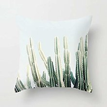 Tropical Plants Agave Pillow Cover 45X45CM Sofa