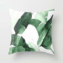Tropical Plants Agave Pillow Cover Sofa Cushion