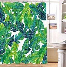 Tropical Rainforest Banana Leaf High-definition