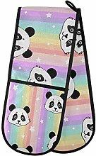 TropicalLife FELIZM Double Oven Glove Cute Panda