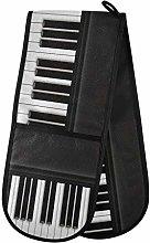 TropicalLife FELIZM Double Oven Glove Piano