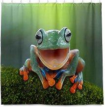 TropicalLife HaJie Bathroom Shower Curtain Cute