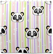 TropicalLife HaJie Bathroom Shower Curtain