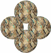 TropicalLife HaJie Snake Animal Skin Print