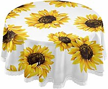 TropicalLife HaJie Tablecloth Sunmmer Flower