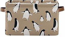 TropicalLife JNlover Cute Cartoon Penguin Pattern