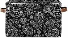 TropicalLife JNlover Ethnic Paisley Flower Pattern