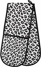 TropicalLife LUCKYEAH Leopard Skin Print Double