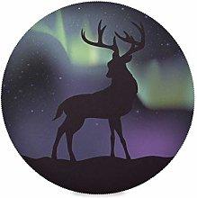 TropicalLife LUCKYEAH Place Mats Animal Deer