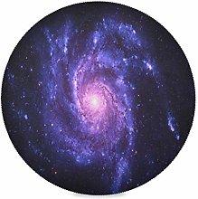 TropicalLife LUCKYEAH Place Mats Galaxy Star Space