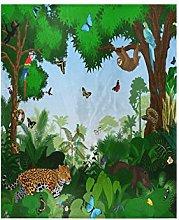TropicalLife PIXIUXIU Animal Leopard Sloth Bird