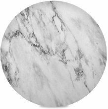 TropicalLife SunsetTrip Round Place Mats Marble