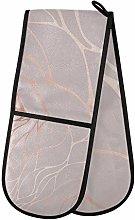 TropicalLife XIXIKO Rose Gold Marble Pattern Heat