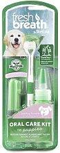 TropiClean Fresh Breath Puppy Oral Care Kit 59ml -