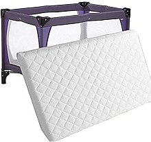 TRTRADERS Travel Cot Mattress-Baby Toddler Bed