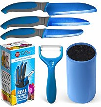 TruChef Kids Knife Set for Cooking (5 Piece) in