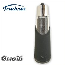 Trudeau True due gravity Salt & Pepper Mill