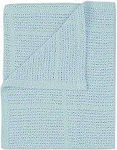 True Face Baby Cellular Blanket Super Soft Cotton