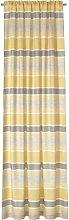 Truman Pencil Pleat Blackout Single Curtain