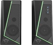 Trust Zoxa GXT609 Speaker Set - Black