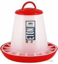 TSF3 Robust Plastic Feeder c/w Lid 3kg - 42493 -