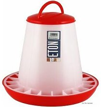 TSF6 Robust Plastic Feeder c/w Lid 6kg - 42494 -