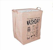TSWEET Household folding toy storage bin for dirty