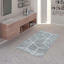 TT Home Bath Mat Short Pile Rug For Bathroom With