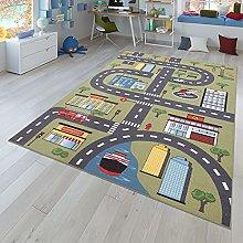 TT Home Children's Rug, Play Rug For