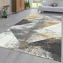 TT Home Frieze Rug, Short Pile For Living Room
