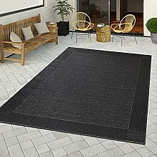 TT Home Indoor and Outdoor Rug for Balcony and