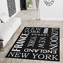 TT Home Modern Rug for Indoor and Outdoor Use New