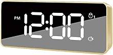TTaceb digital clock digital alarm clock desk